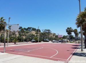 basketball court capo beach capistrano beach dana point city guide