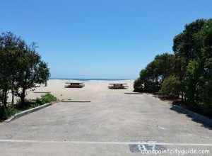 camping spot doheny state beach dana point city guide