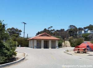 restrooms doheny state beach park campground dana point city guide