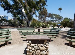 outdoor theater doheny state beach campground dana point city guide